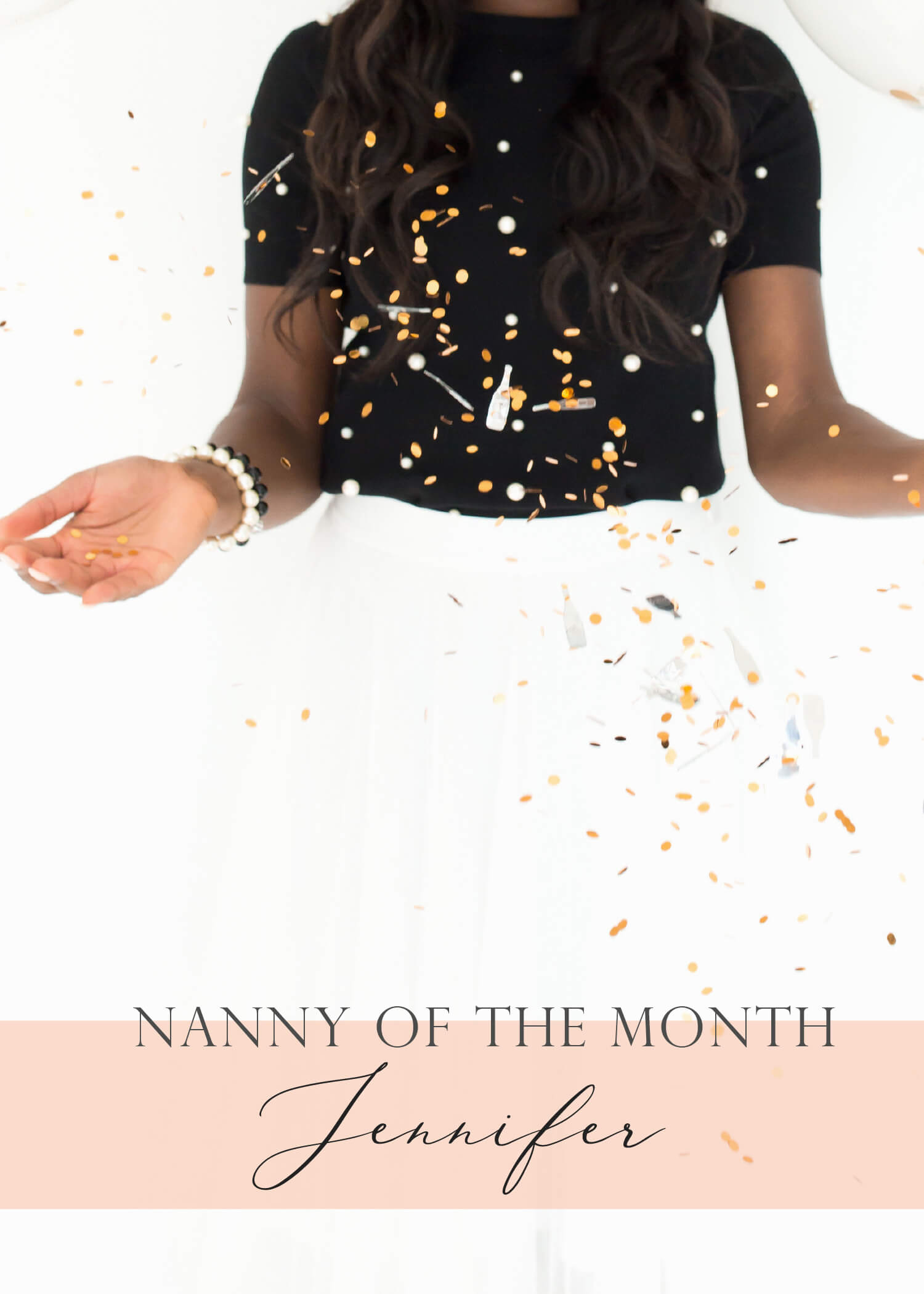 Nanny Of The Month | September 2018 | Meet Jennifer