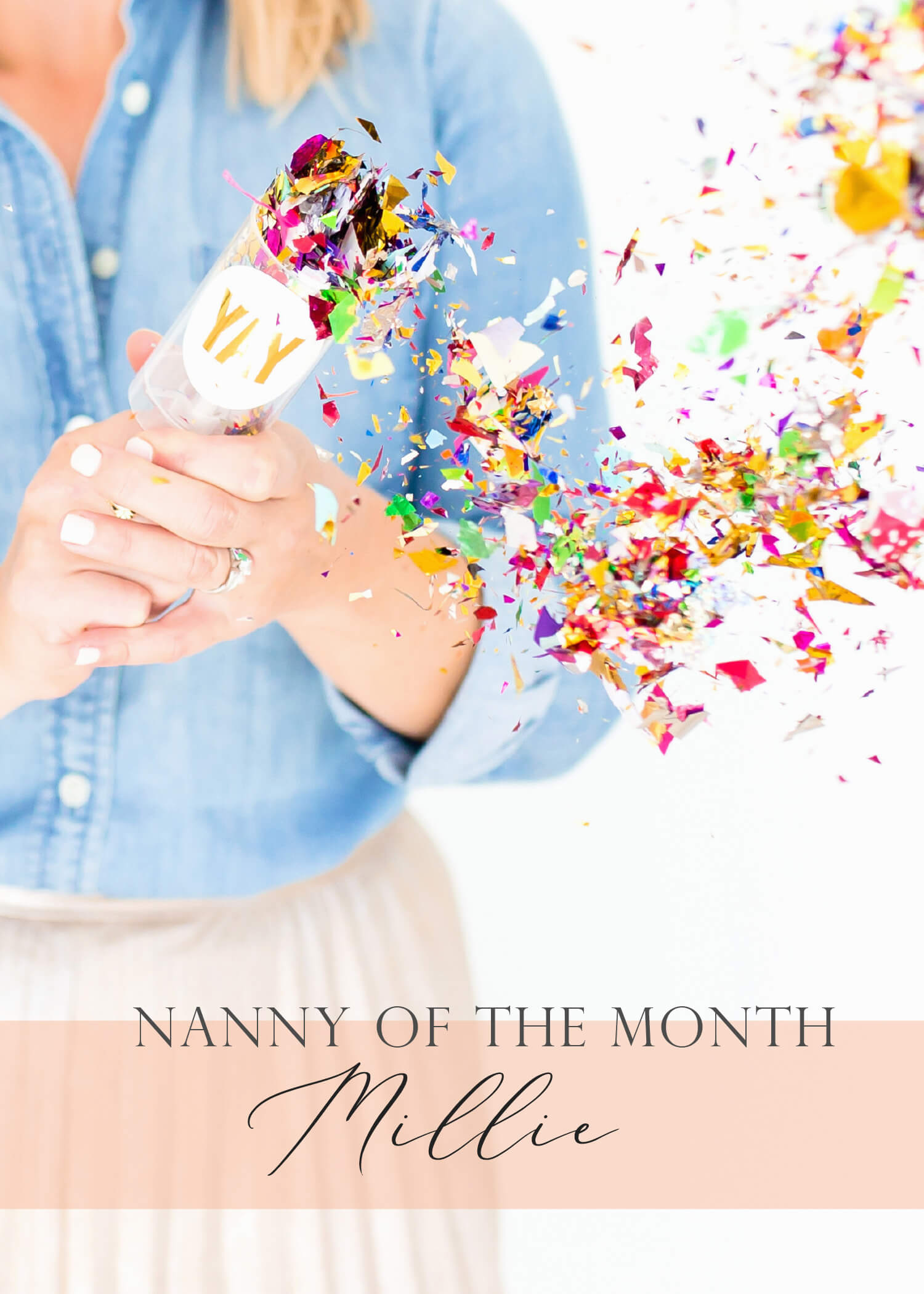 Nanny Of The Month   November 2018   Meet Millie