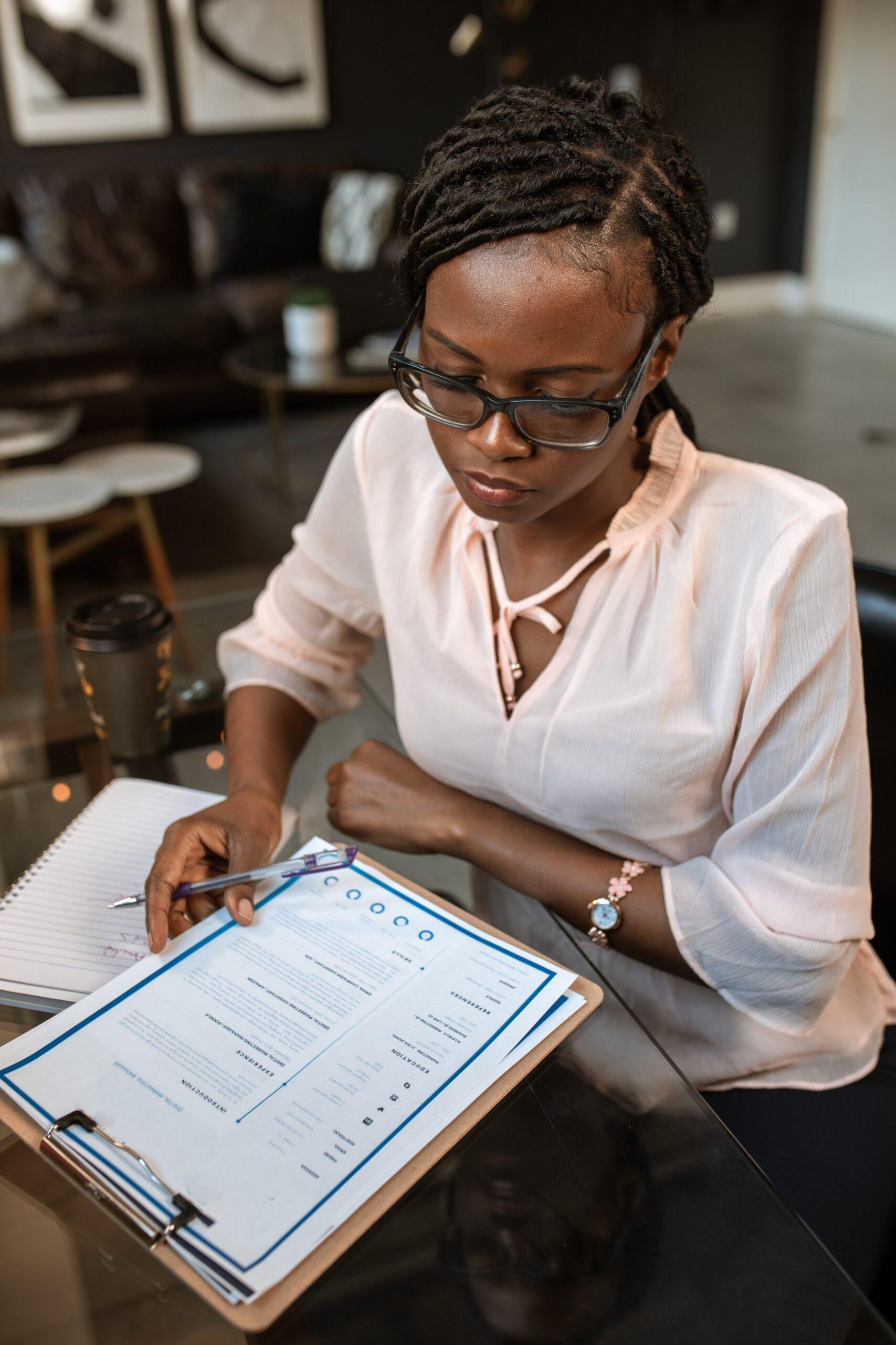 Tips for winning resume