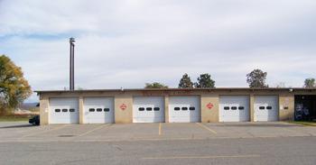 Brewster Fire Station