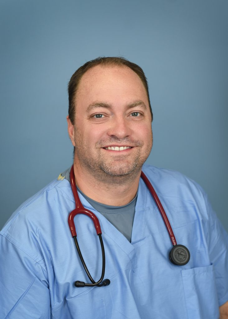 Q&A With Dr. Eric Yazel