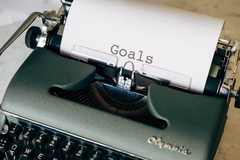 Goals & Habits: Living Your Best Life in 2021