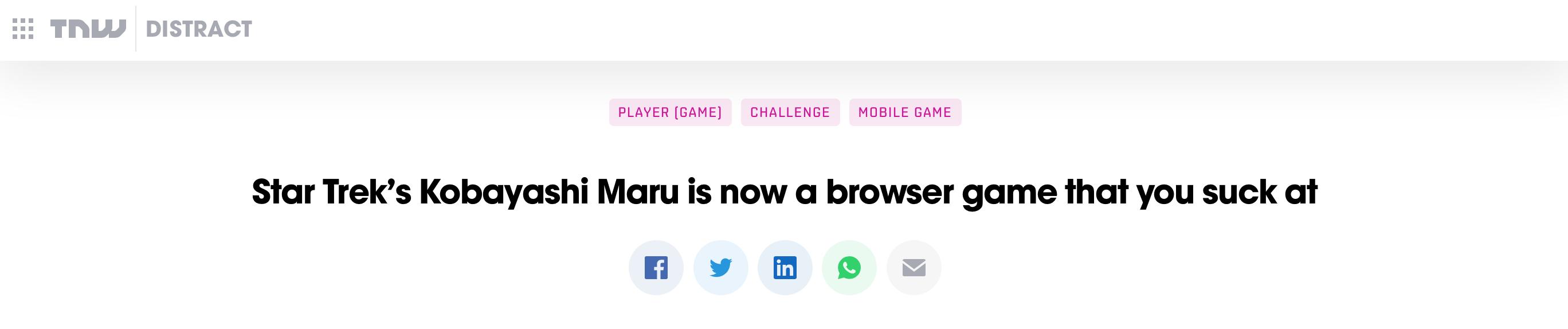 1 Headline