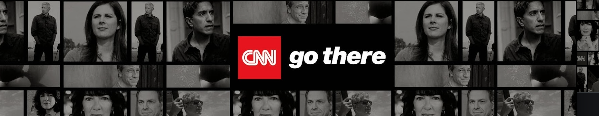 CNN Go There Banner