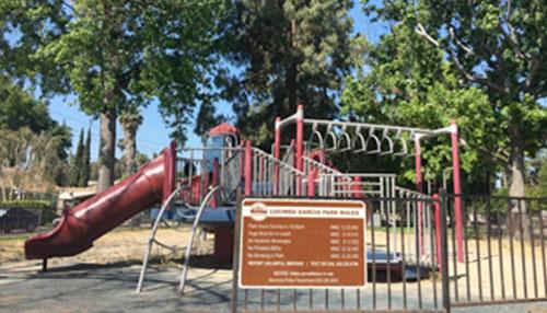 Lucinda Garcia Park