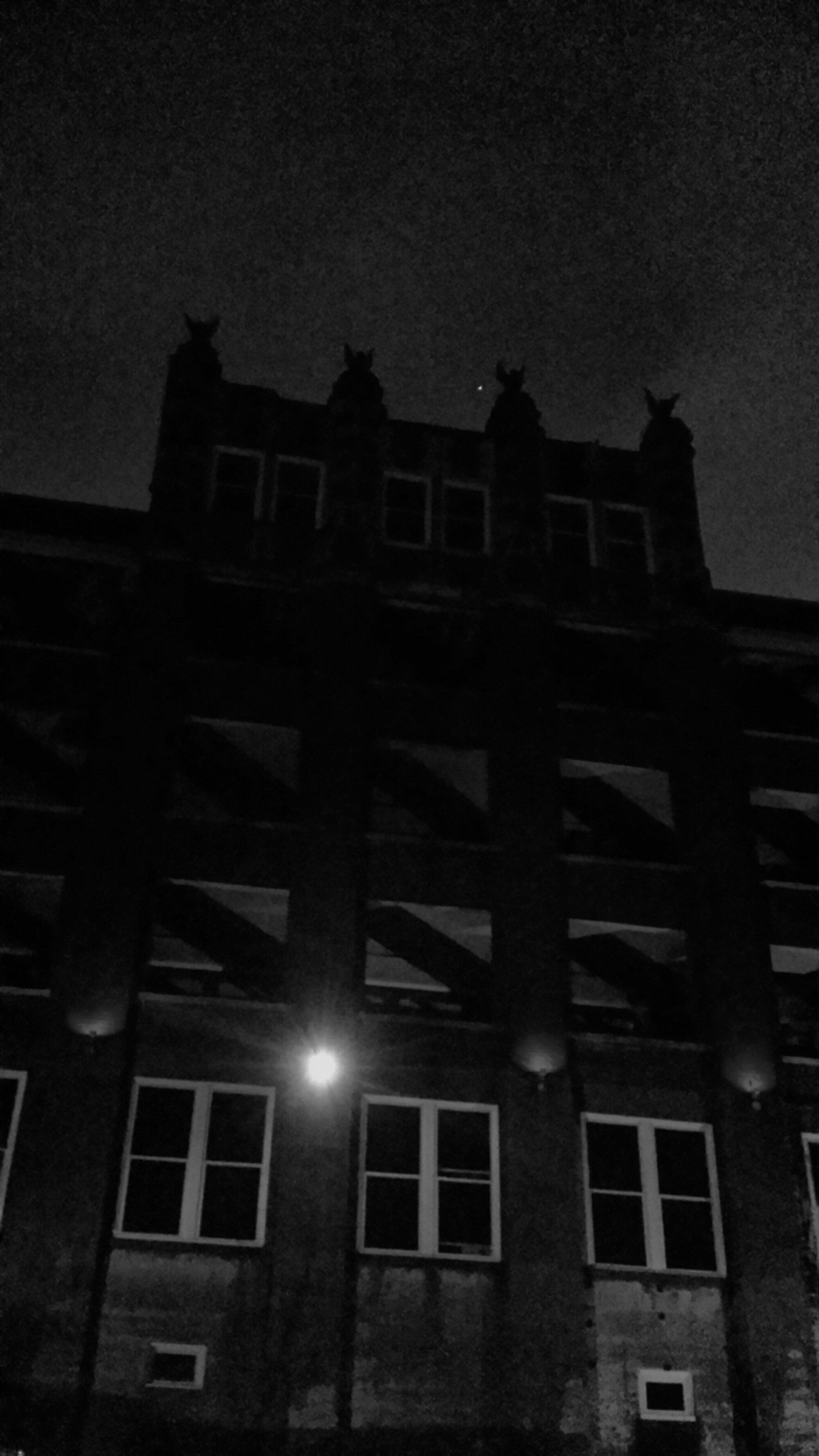 Weekly Photo Challenge – Eerie
