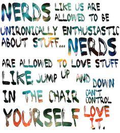 I am a Nerd