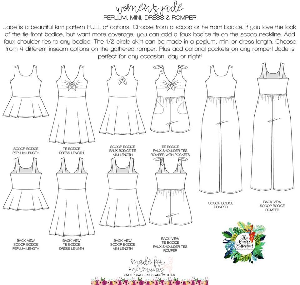 M4M Women's Jade