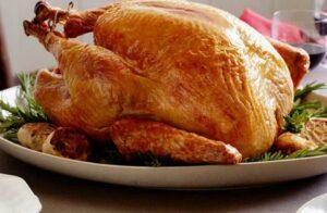 Local Fresh Thanksgiving Turkey for Sale