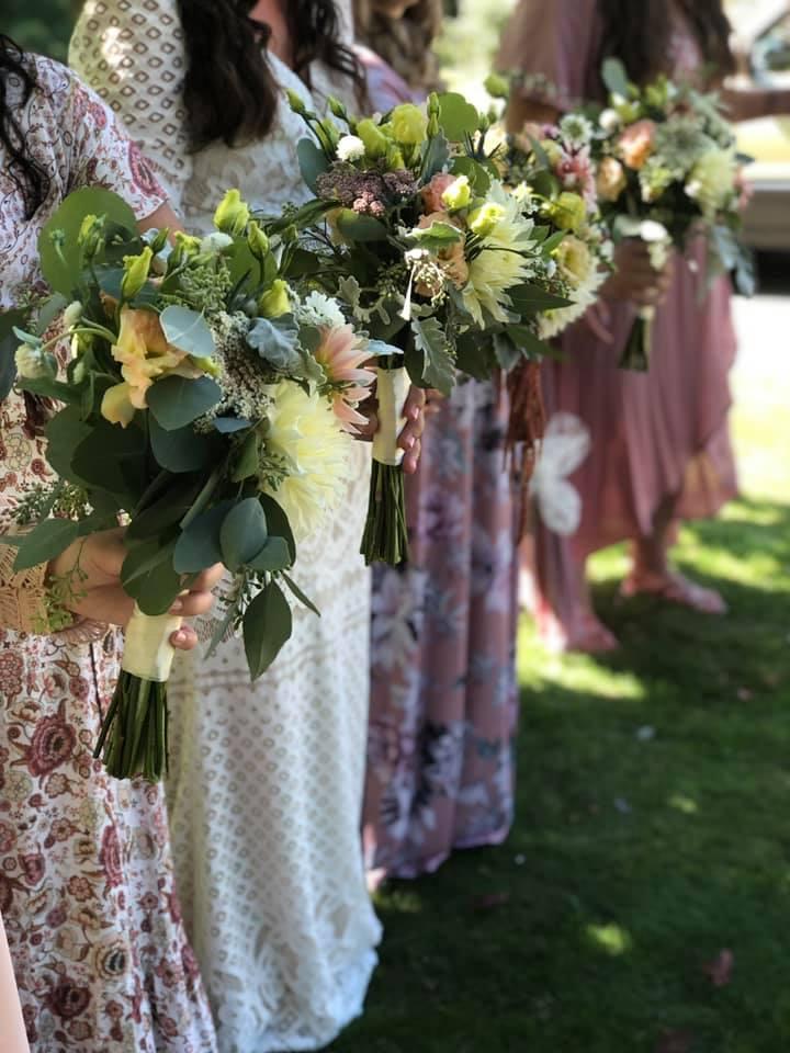 local wedding flowers
