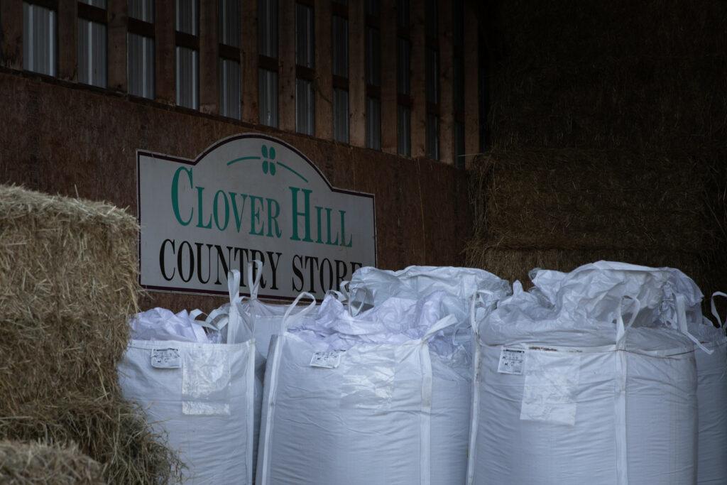 Bulk livestock grain for sale