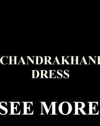 Chandrakhani Dress