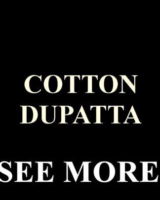 COTTON DUPATTA