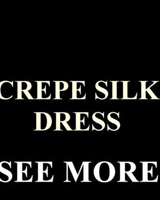Crepe Silk Suit