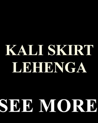 Kali Skirt Lehenga