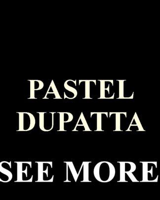 PASTEL DUPATTA
