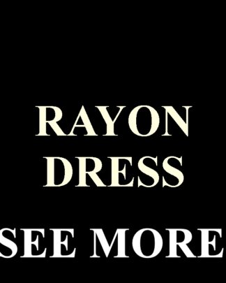 Rayon suit