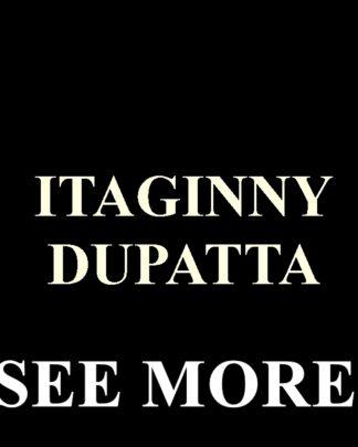 Itaginny Dupatta