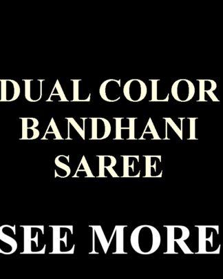 Dual Color Sarees