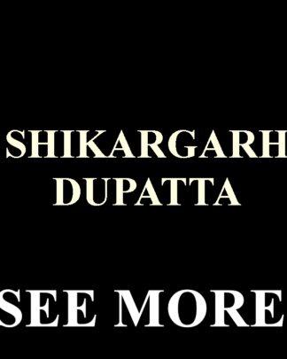 Shikargarh Dupatta