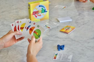 draul card game