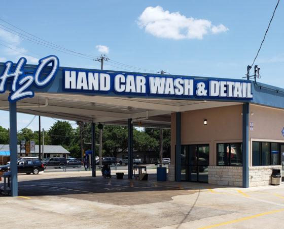 H20 Car Wash