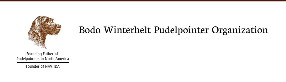 Bodo Winterhelt Pudelpointer Organization