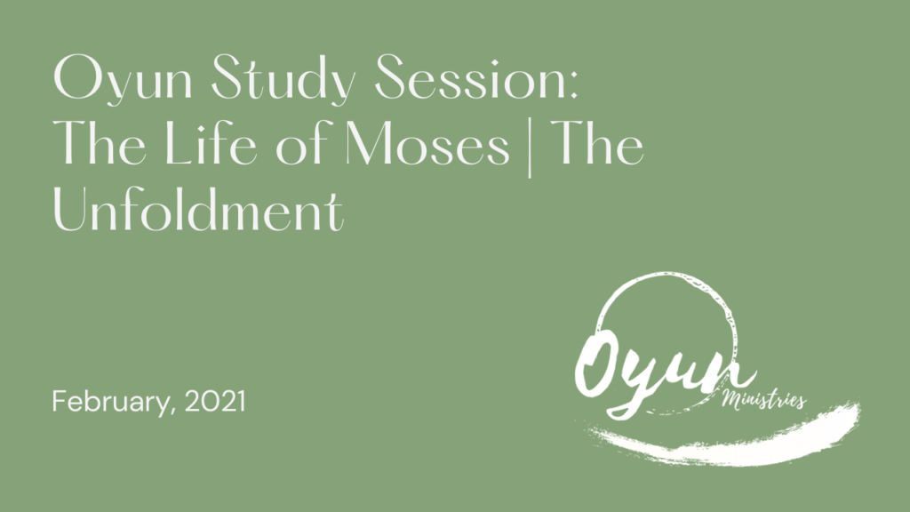 The Life of Moses | The Unfoldment Video