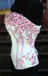 Custom Corsets: Dozens of Roses