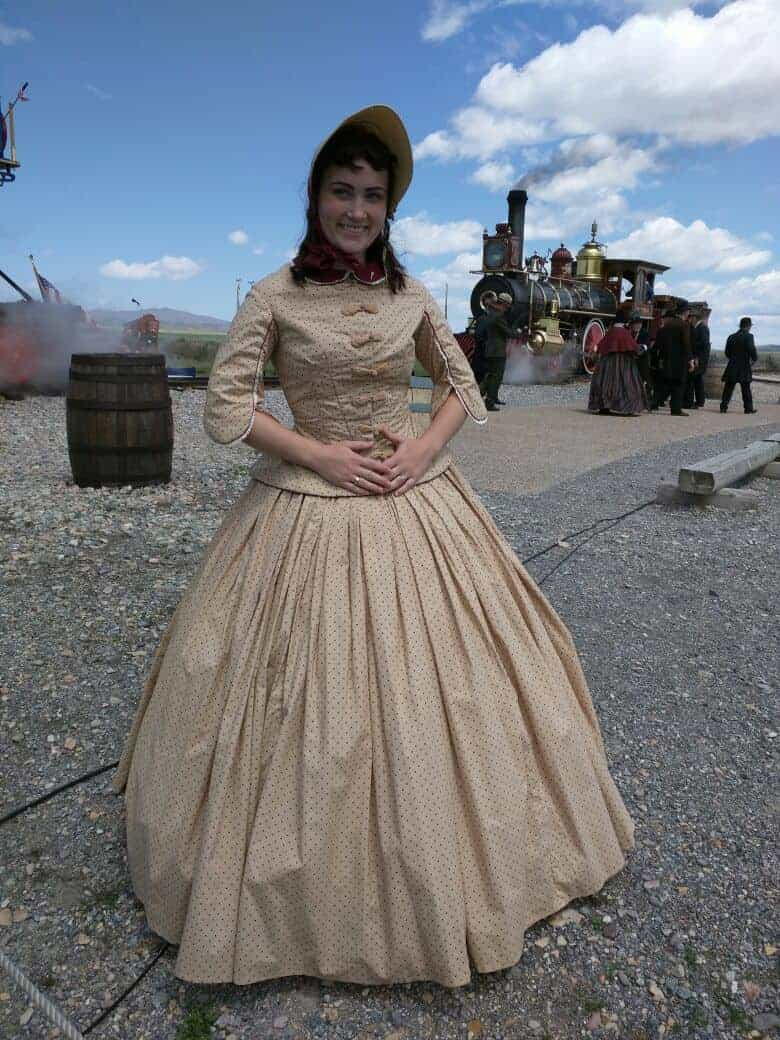 Making History: Victorian Dress