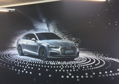 Audi A5 Launch Event