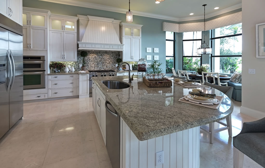 Granite Countertops from Montes Marble & Granite Add Life Long Beauty to Your Home