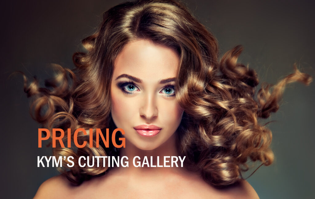 Hairdressing in Penrith Kym's Cutting Gallery