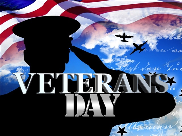 Veteran's Day Freebies & Offers on November 11th