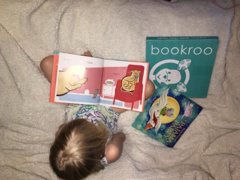 Bookroo   The Perfect Book Subscription Box For Young Children