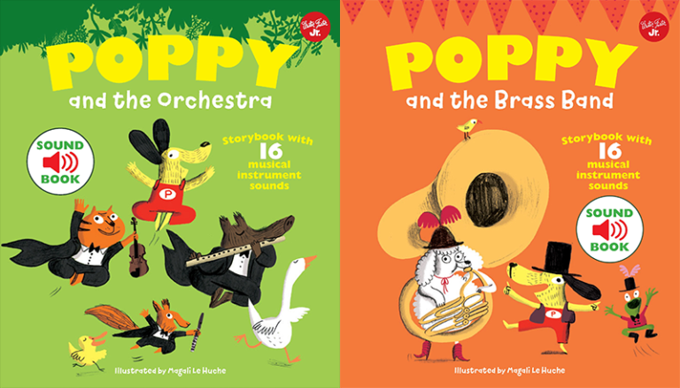 Go On A Musical Adventure With Poppy & the Brass Band   Poppy & theOrchestra