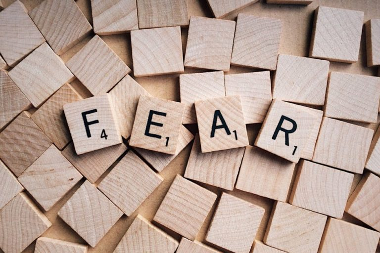 Not Letting Fear Control My Life Any Longer