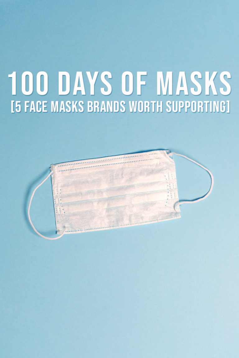 100 Days Of Masks