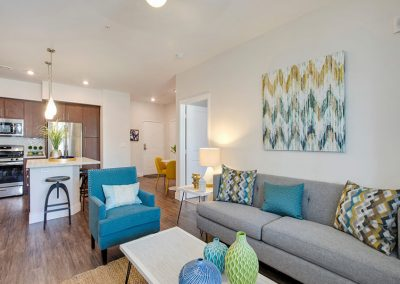 The Crossings of Chino Hills furnished main area