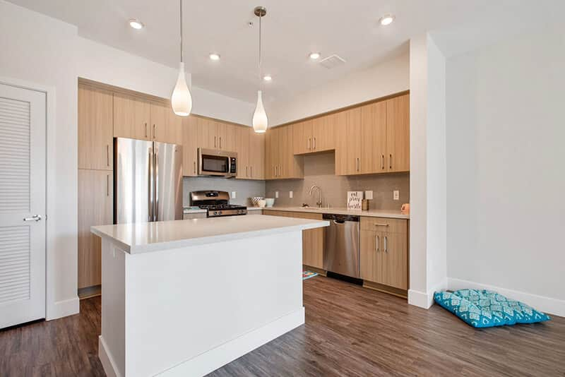 The Crossings of Chino Hills kitchen area