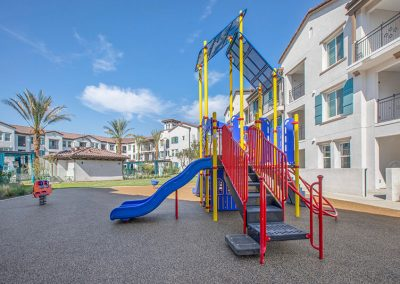 The Crossings of Chino Hills outdoor playground