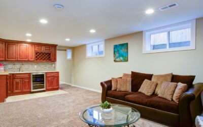 WHAT TO DO WITH AN UNFINISHED BASEMENT