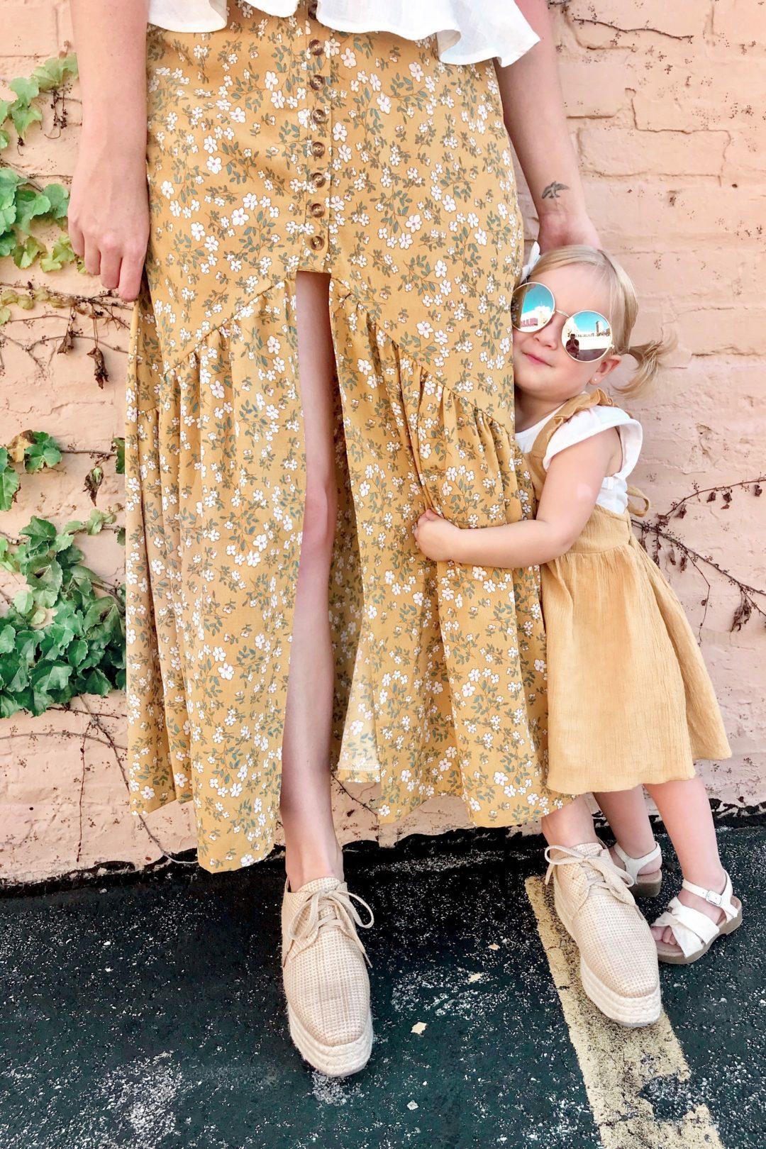 Mustard Yellow Linen Dress 3