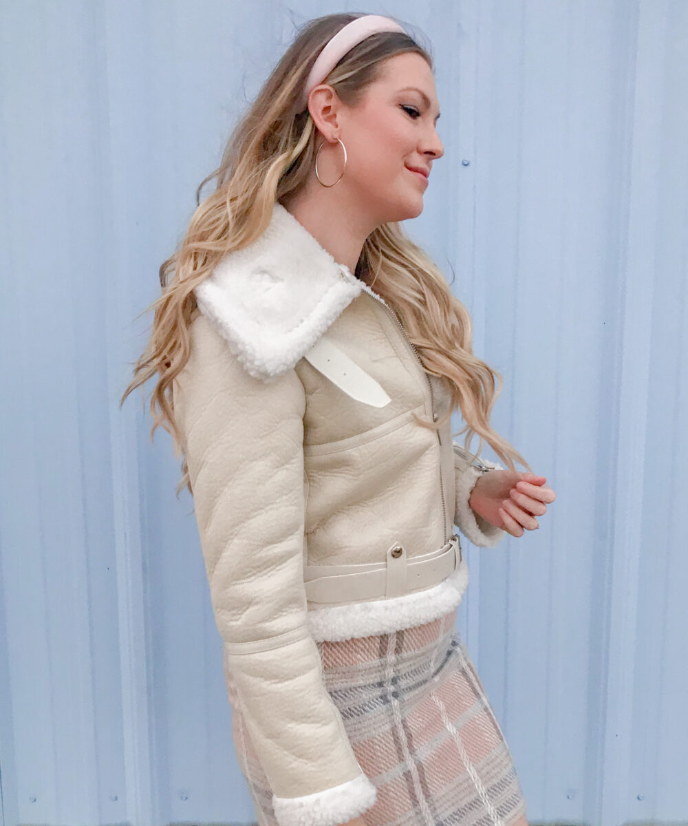 Shearling Jacket 4