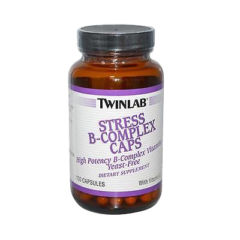 Twinlabs B Complex With Vitamin C Stress 100 Capsules