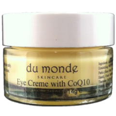 Du Monde Eye Cream with CoQ10