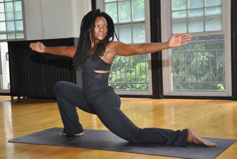 Second Annual Soul Yoga Fest Held at Fuller Park