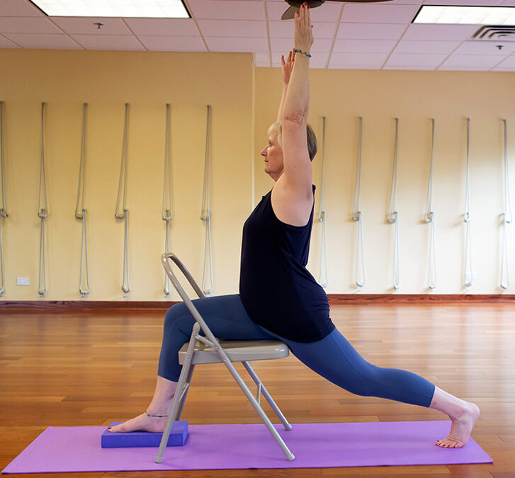 Yoga Therapist Linda Troutman: Perpetually Learning and Sharing