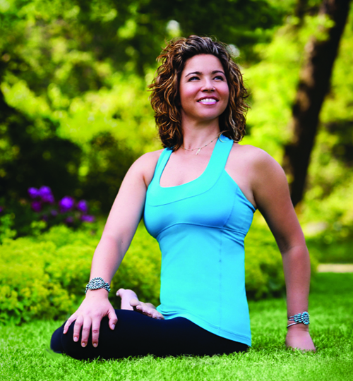 Choosing Yoga, Trusting My Self