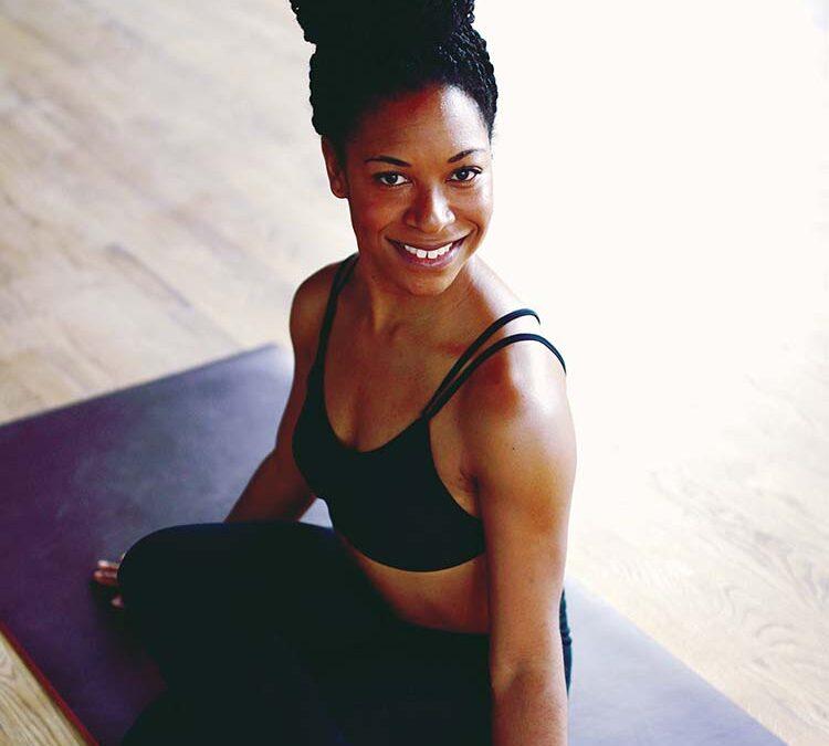 Stephanie Hicks—Passionate Founder of Yoga for Black Lives